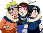 Naruto: Don't ever change... by AXEL464