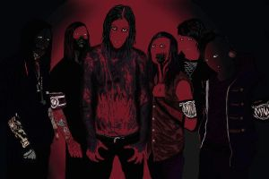 Skinless Motionless in White by 6the6metal6head6