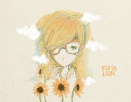 Project 365: Sunflowers by kumalein