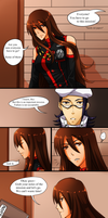 [DGM] Rainbow after the rain - comic by GazeRei
