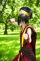 Avatar: Toph Bei Fong - Fight by TophWei