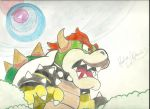 Bowser by andrea-steph