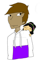 Chris.....And Omar? by Random-Butterfly