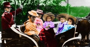 Baby Grand Duchesses by Sonja-from-Finland