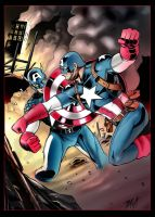 cap vs cap by brahamil