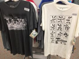 Oswald Shirt At Target by swarlock64