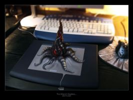 The Wacom Awakes by zilla774