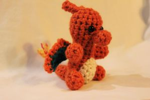 Crochet Charizard! by Tessa4244