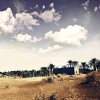 Somewhere near baghdad by gapgirl
