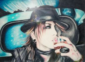 Ruki. The GazettE by InnaKRUMHOLZ