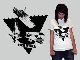 Bermuda Triangle by veekaysee