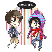 Phil and Dan by Arkeresia