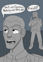 Richtofen Is Sassy. by NinjaSniperKitty