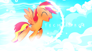 Tech Forge Wallpaper by chris9801