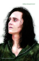 Loki - The Dark World XIX by AdmiralDeMoy
