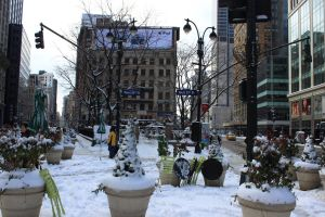 Greeley Square Covered by TheBuggynater