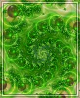 Beads of Jade by FractalMBrown
