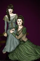 Daughters of Gale by ruebella-b