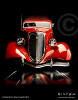 Red Car Di F by Cre8tive-Illustr8tor