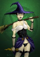 on Witch I colored... by jasonbarton