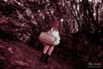 Little Red Riding Hood 7 by fcarmo-photography
