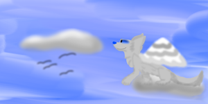 Clouds by TheSlendermanIsHere