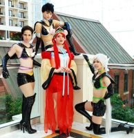 Starlights by BlankoCosplay