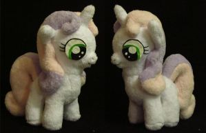MLP Sweetie Belle by Gypmina