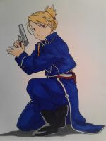 Riza Hawkeye by Angel-of-Alchemy-42