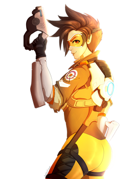 Tracer by PureSpiritFlower