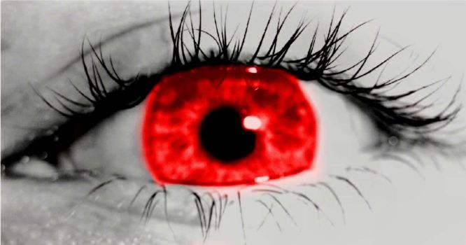 so red eye by Black-Raven-Wing