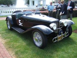1933 Ford-Auburn 'Louis Special' Roadster by Aya-Wavedancer