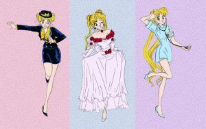 Sailormoon Mix by Ur6o