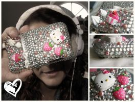 Hello Kitty iPod by Proud-Music-Lover