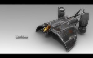 Terran Dropship by SgtHK