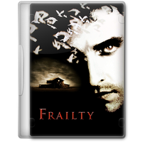 Frailty (2001) Movie DVD Icon by A-Jaded-Smithy