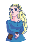 dolores from westworld by altryturtle