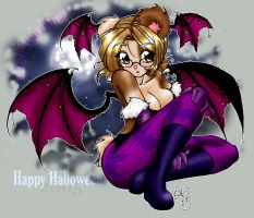 happy halloween by cari