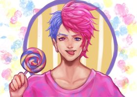 Candy by pop2810