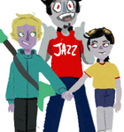 FAMILY PORTRAIT+KID REDESIGNS by AskAva