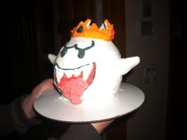 King Boo Cake by Chihiproth