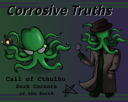 Call of Cthulhu: Dark Corners of the Earth by StudiousOctopus
