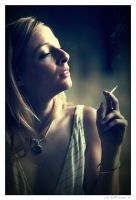 Smoke Pause by miki3d