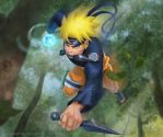 Naruto!!! by WilliamFenholt