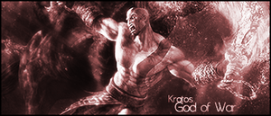 Kratos V4 by Kash2Smash