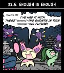 Comic 32.5 - Enough is Enough by Galactic-Rainbow