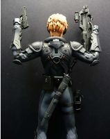 Appleseed: Ex Machina Deunan with Arms by Scarlighter