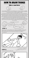 How to draw by Psychopickle
