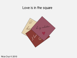 Love at Square by BlackLuna