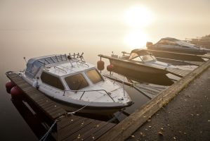 Boats by markotapio